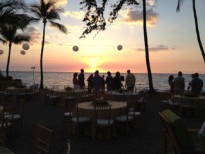 lava lava beach club. sunset-at-our-first-party-on-the-beach