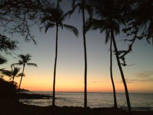Sunset View at Lava Lava Beach Club