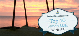 LLBC Bed & Breakfast Award Top Ten Best Beaches Release