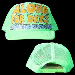 LLBC-Shop-GreenAlohaForDaysLLBCLogoHat