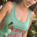 Womens Green Tank - Copy