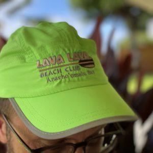 green soft hat